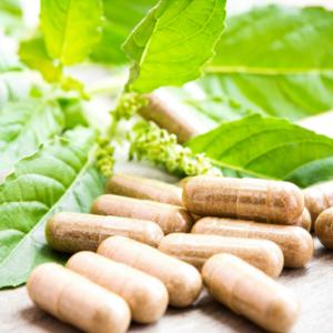 Natural capsules